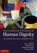Cover of The Cambridge Handbook of Human Dignity: Inter-disciplinary Perspectives