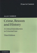 Cover of Law in Context: Crime, Reason and History: A Critical Introduction to Criminal Law