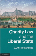 Cover of Charity Law and the Liberal State