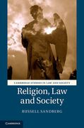 Cover of Religion, Law and Society