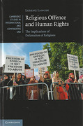 Cover of Religious Offence and Human Rights: The Implications of Defamation of Religions