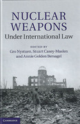 Cover of Nuclear Weapons Under International Law