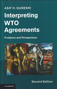 Cover of Interpreting WTO Agreements: Problems and Perspectives