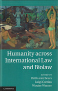 Cover of Humanity Across International Law and Biolaw