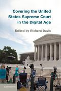 Cover of The United States Supreme Court and the News Media