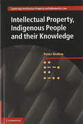 Cover of Intellectual Property, Indigenous People and their Knowledge