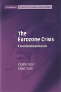 Cover of The Eurozone Crisis: A Constitutional Analysis