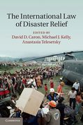 Cover of The International Law of Disaster Relief
