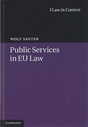 Cover of Public Services in EU Law