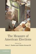Cover of The Measure of American Elections