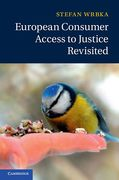 Cover of European Consumer Access to Justice Revisited