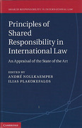 Cover of Principles of Shared Responsibility in International Law: An Appraisal of the State of the Art