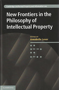 Cover of New Frontiers in the Philosophy of Intellectual Property