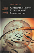 Cover of Global Public Interest in International Investment Law