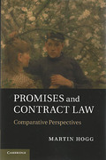 Cover of Promises and Contract Law: Comparative Perspectives