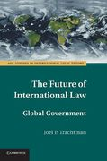 Cover of The Future of International Law: Global Government