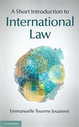 Cover of A Short Introduction to International Law