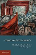 Cover of Courts in Latin America