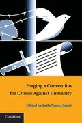 Cover of Forging a Convention for Crimes Against Humanity