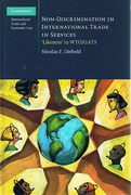 Cover of Non-Discrimination in International Trade in Services: 'Likeness' in WTO/GATS