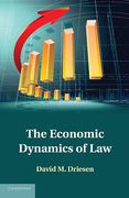 Cover of The Economic Dynamics of Law