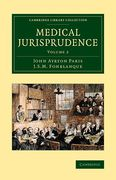 Cover of Medical Jurisprudence: Volume 3