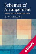 Cover of Schemes of Arrangement: Theory, Structure and Operation (eBook)