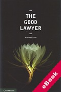 Cover of The Good Lawyer (eBook)