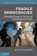 Cover of Fragile Democracies: Contested Power in the Era of Constitutional Courts