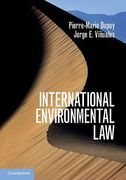 Cover of International Environmental Law: An Introduction