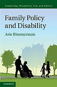 Cover of Family Policy and Disability