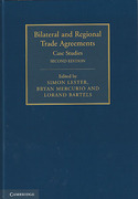 Cover of Bilateral and Regional Trade Agreements: Case Studies