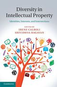 Cover of Diversity in Intellectual Property: Identities, Interests, and Intersections