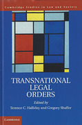 Cover of Transnational Legal Orders