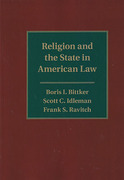 Cover of Religion and the State in American Law