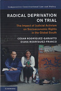 Cover of Radical Deprivation on Trial: The Impact of Judicial Activism on Socioeconomic Rights in the Global South