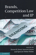 Cover of Brands, Competition Law and IP
