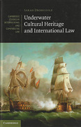 Cover of Underwater Cultural Heritage and International Law