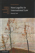 Cover of Non-Legality in International Law: Unruly Law