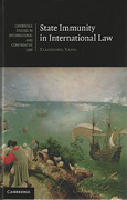Cover of State Immunity in International Law