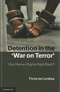Cover of Detention in the 'War on Terror': Can Human Rights Fight Back?