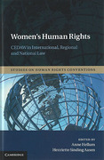 Cover of Women's Human Rights: CEDAW in International, Regional and National Law