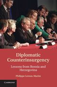 Cover of Diplomatic Counterinsurgency: Lessons from Bosnia and Herzegovina