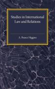 Cover of Studies in International Law and Relations