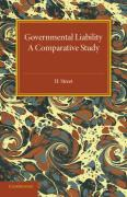 Cover of Governmental Liability: A Comparative Study
