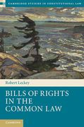 Cover of Bills of Rights in the Common Law
