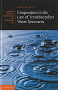 Cover of Cooperation in the Law of Transboundary Water Resources