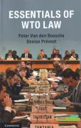 Cover of Essentials of WTO Law