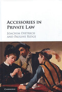 Cover of Accessories in Private Law