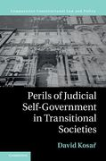 Cover of Perils of Judicial Self-Government in Transitional Societies: The Least Accountable Branch